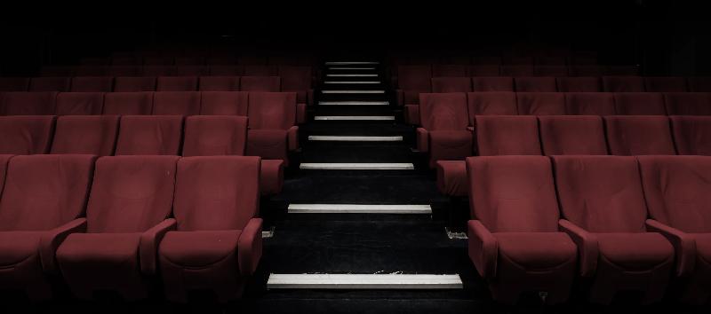 Leere Theatersitze