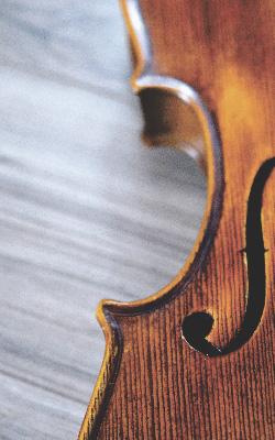 Bildausschnitt einer Violine